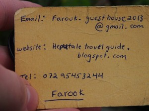 Farook Tuk-Tuk Haputale
