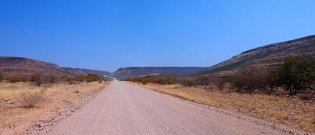 NamibieRoad